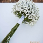 Ramo de novia de paniculata